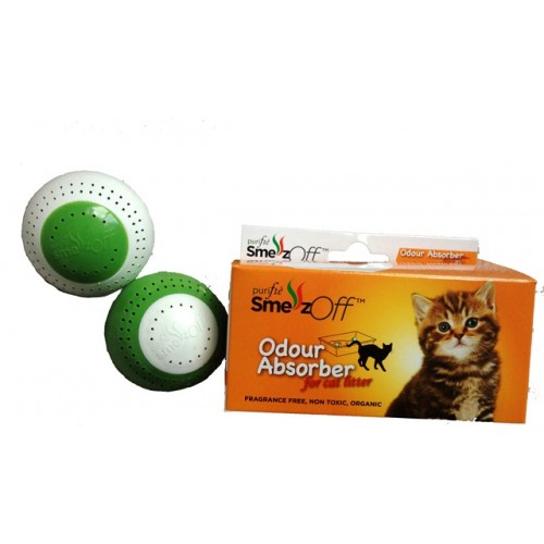 Purifie Odour Absorber Cats - for Indoor Litter Trays