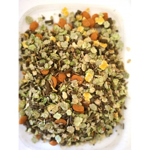 Green Pea Rabbit Mix - Allen and Page
