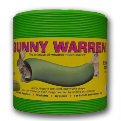 Bunny Warren - flexible tube