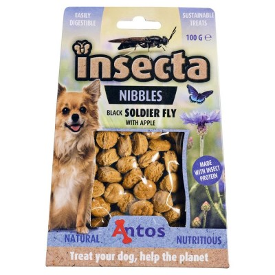 Insecta Nibbles - Black Soldier Fly
