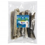 Salmon Skins - dried