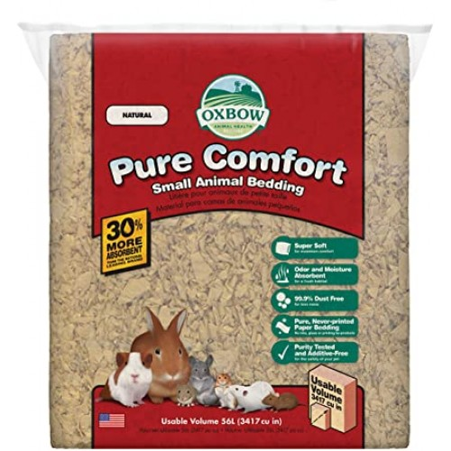 Pure Comfort Paper Bedding - xl pack