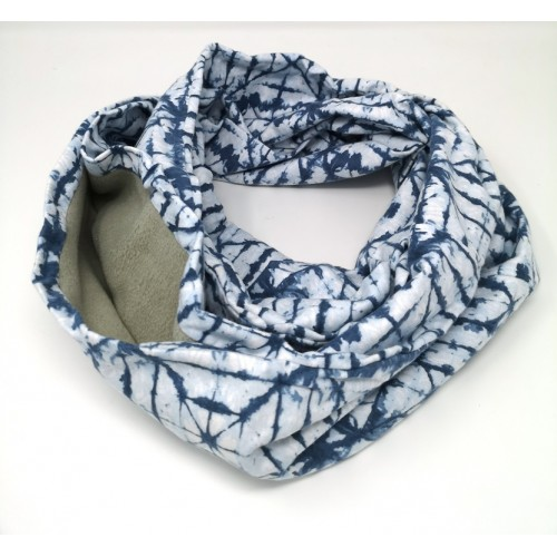 Infinity Bonding Scarf - Abstract