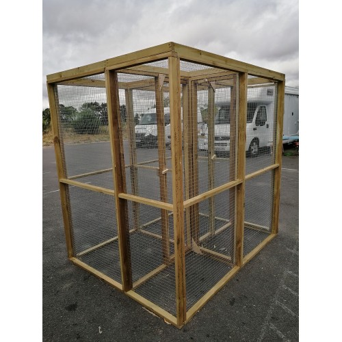 2 foot wide roof and floor panels