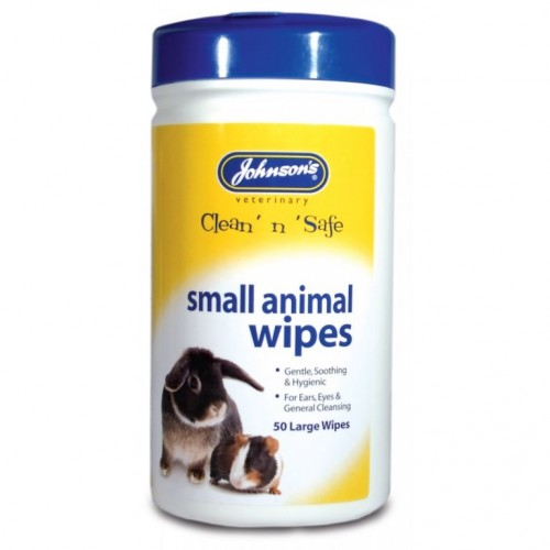 Small Animal  Wipes