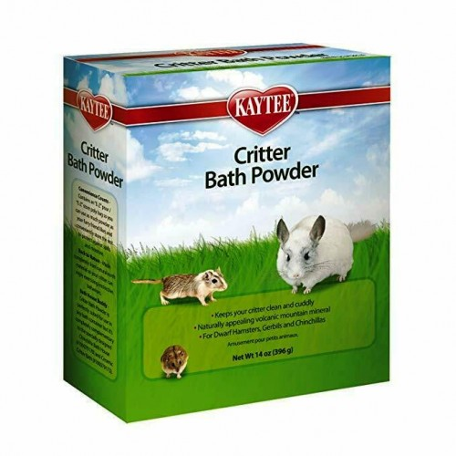 Critter Bath Powder - Chinchilla Dust