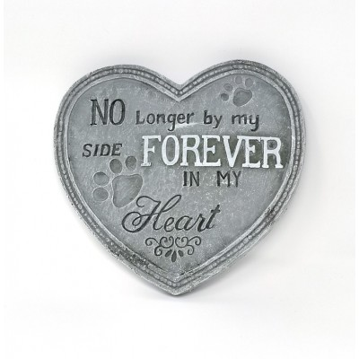 Heart Plaque - Forever