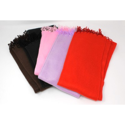 Fleece Scarf - plain colours