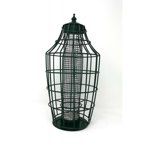 Peanut Feeder with Guard - Shop Soiled
