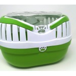 Small Pet Carrier - ill fitting lid
