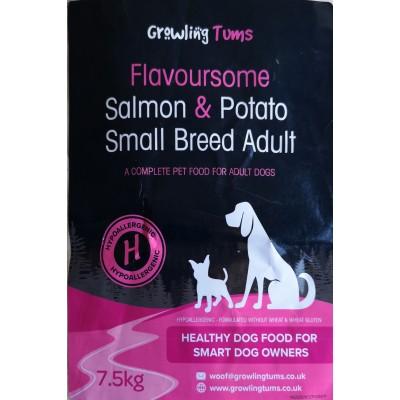 Growling Tums - Salmon and Potato