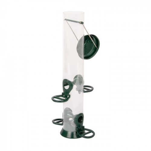 Seed Feeder - 4 Port Squirrel resistant