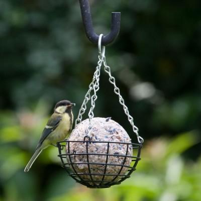 Mini Hanging Basket - Giant Fat Ball Holder