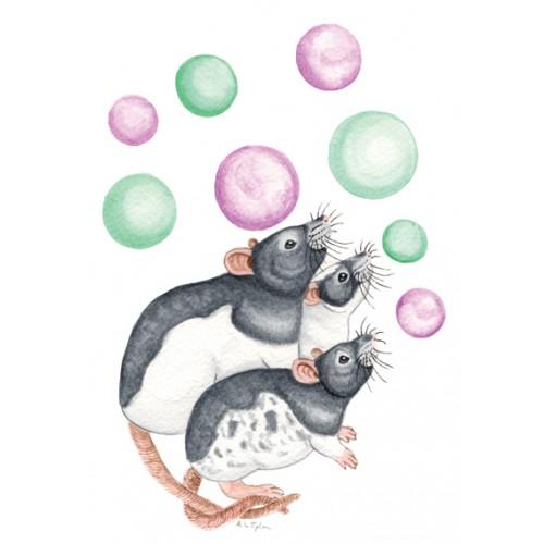 Bubble Fun - Baby Shower