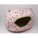 Large Snug Nest - Pink Spots