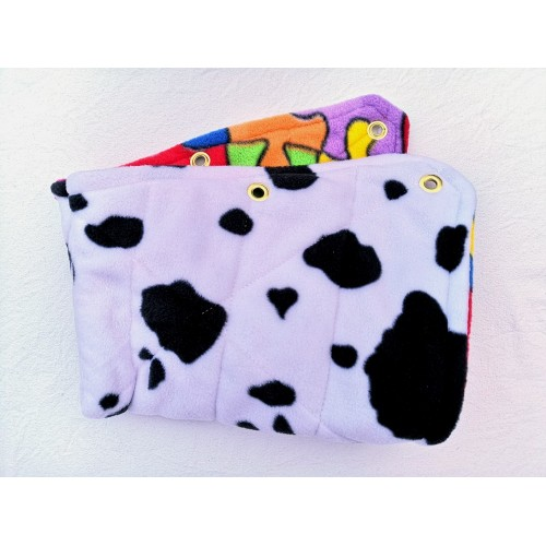 Corner Crush - Cow Print