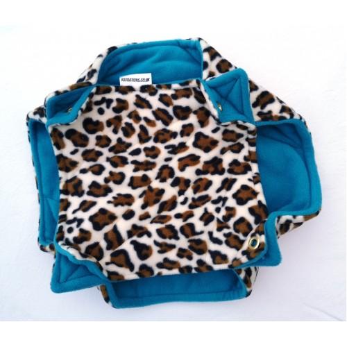 Stack A Fuzz - Snow Leopard