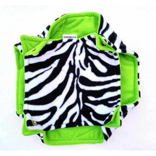 Stack A Fuzz Zebra - various colours