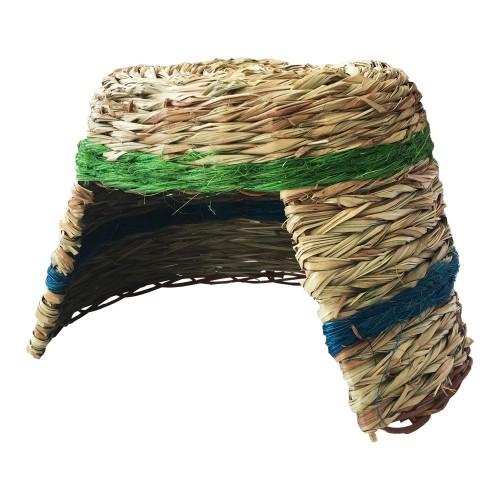 Grassy Hut - Striped