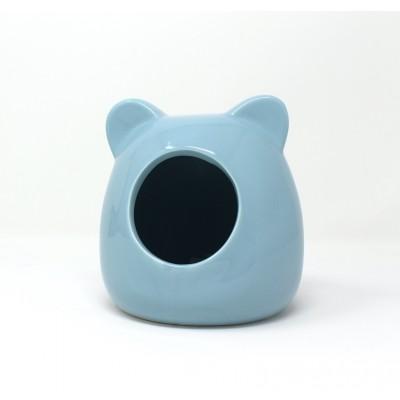 Ceramic Hideout - Blue