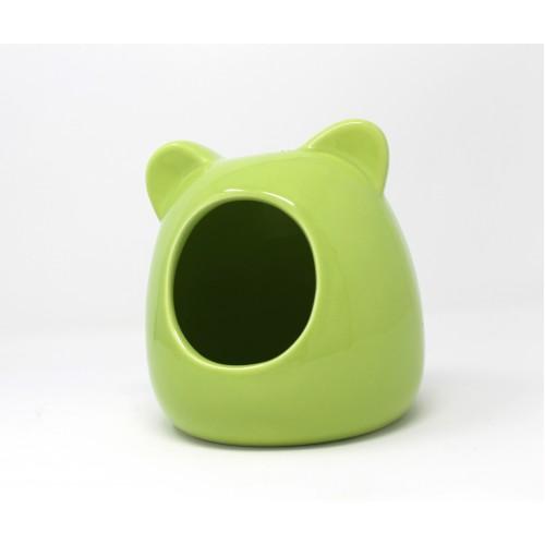 Ceramic Hideout - Green