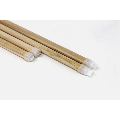 Easy Wooden Perch - Happy Pet