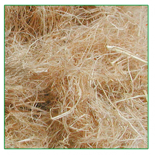 Hemp Nesting Fibre