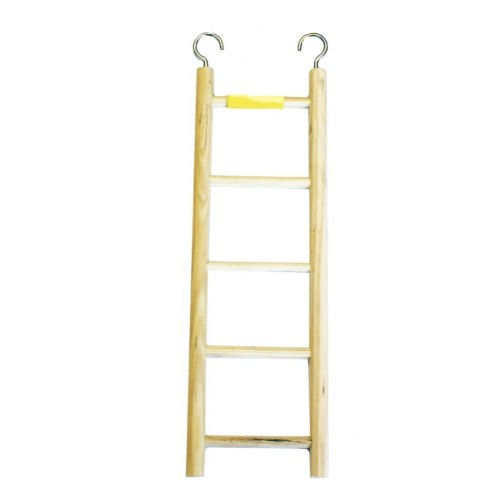 Wooden Ladder - 5 rungs