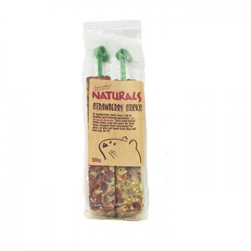 Strawberry Sticks - Naturals Range