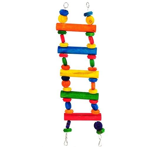 Coloured Ladder - Wooden