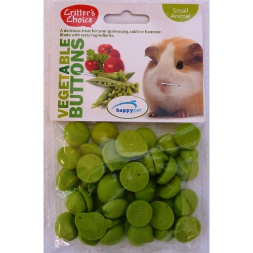 Vegetable Buttons